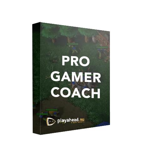 pro gamer coach
